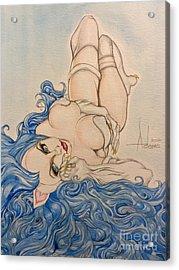 Felicia  Acrylic Print