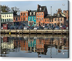 Fells Point 1 Acrylic Print