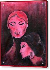 Femina Acrylic Print