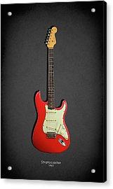 Fender Stratocaster 63 Acrylic Print