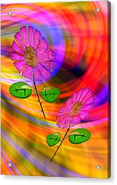 Feng Shui Fortune Acrylic Print