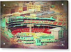 Fenway Park - Boston Icon Acrylic Print