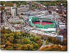 Fenway Park  Boston Red Sox Acrylic Print