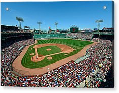 Fenway Park - Boston Red Sox Acrylic Print