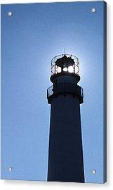 Fenwick Island Lighthouse Acrylic Print by Skip Willits