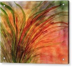 Fern Fantasy Acrylic Print