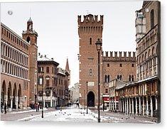 Ferrara Acrylic Print by Andre Goncalves
