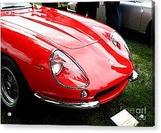 Ferrari 1 Acrylic Print