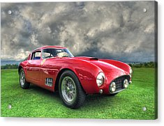 Ferrari 1956 250 Gt Competizione Berlinetta Acrylic Print