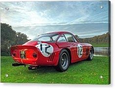 Ferrari 1962 330 Lmb II Acrylic Print