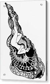 Fertility Acrylic Print by Kenal Louis