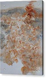 Festering  No02 Acrylic Print by Gongwei