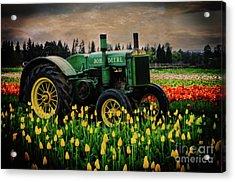 Field Master Acrylic Print