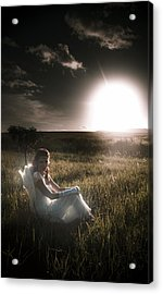 Acrylic Print featuring the photograph Field Of Dreams by Jorgo Photography - Wall Art Gallery