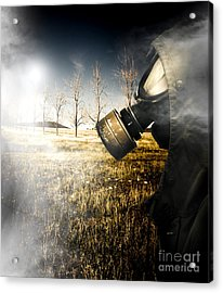 Field Of Terror Acrylic Print