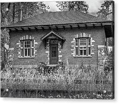 Field Telegraph Station Acrylic Print