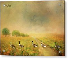Field Trip Acrylic Print