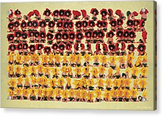 Fields Of Provence  Acrylic Print