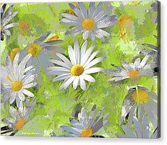 Fiesta De Primavera Acrylic Print by Alfonso Garcia