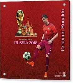 Fifa World Cup Russia 1 Acrylic Print