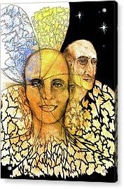 Fifth Dimension Acrylic Print