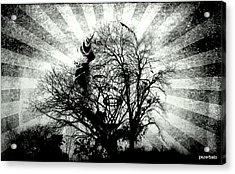 Fifty Cents For Your Soul Acrylic Print by Paulo Zerbato