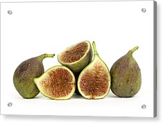 Figs Acrylic Print by Bernard Jaubert