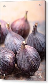 Figs Acrylic Print by Neil Overy