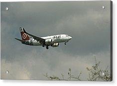 Fiji Airways Inbound Acrylic Print
