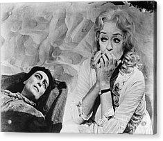 Film: Baby Jane, 1962 Acrylic Print