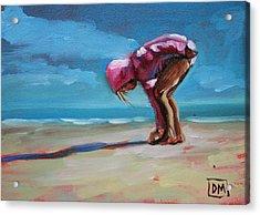Find Acrylic Print by Debbie Miller