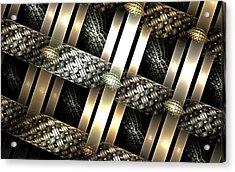 Fine Jewelry Acrylic Print