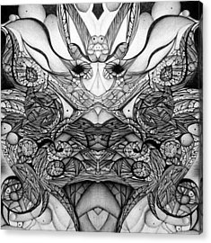 Fine Tuning Acrylic Print