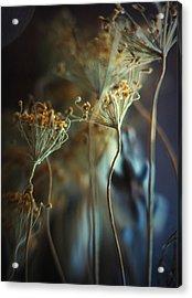 Fingertips... Acrylic Print