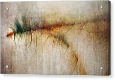 Fire Walk With Me Acrylic Print by Scott Norris
