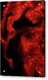 Fireborn II Acrylic Print