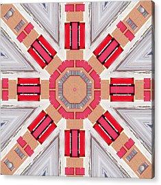 Firehall 2315k8 Acrylic Print by Brian Gryphon