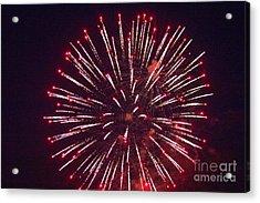 Firework 3 Acrylic Print