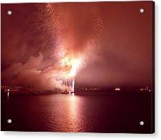 Fireworks 20 Acrylic Print