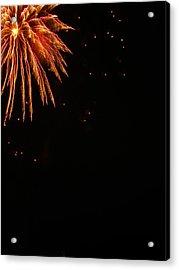 Fireworks Acrylic Print