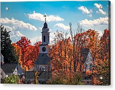 First Congregational Church Of Southampton Acrylic Print