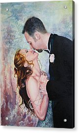 First Dance Acrylic Print