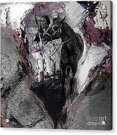 First Generation 04 Acrylic Print by Gull G