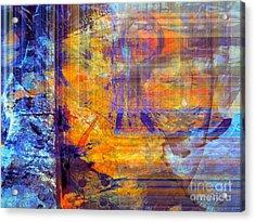 First Goree  Blues Acrylic Print