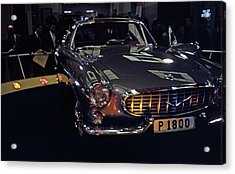 Acrylic Print featuring the photograph First Look P 1800 by John Schneider