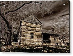First State Capital Of Tennessee Acrylic Print