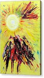 First Sun Acrylic Print