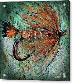 Fish Catcher 2 Acrylic Print