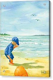 Fisher Acrylic Print