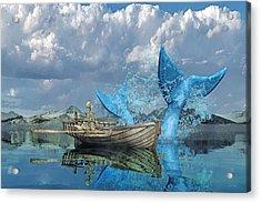 Fisherman's Tale Acrylic Print
